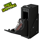 Stack-On Quick Access Pistol Safe with Biometric Lock