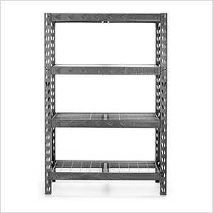 48-Inch Tool-Free Rack Shelving