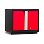 NewAge Garage Cabinets BOLD Series 3.0 Red Wall Cabinet