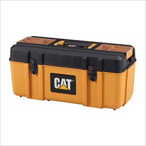 """20"""" Wide Tool Box with Lid Organization"""
