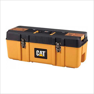 """26"""" Wide Tool Box with Lid Organization"""