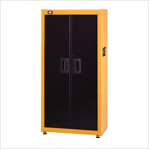 "36"" Wide Floor Cabinet With Shelves"