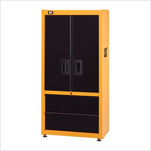 "36"" Wide Trio Floor Cabinet"