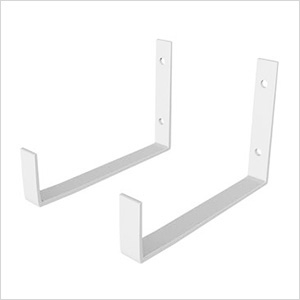 Sports Utility Hooks - White