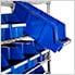24-Bin Commercial Bin Rack System