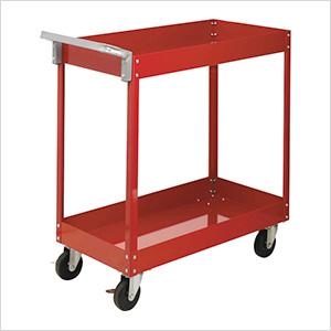 Economy Service Cart (Red)
