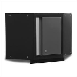 BOLD 3.0 Series Grey Corner Cabinet