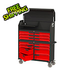 Swivel Storage Solutions PIVOT 14-Drawer Tool Storage Combo