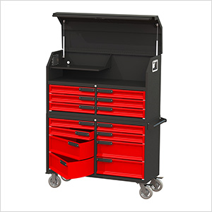 PIVOT 14-Drawer Tool Storage Combo