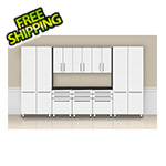 "Ulti-MATE Cabinets 9-Piece ""Exclusive"" Garage Cabinet Kit"