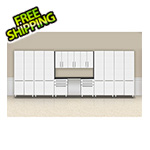 "Ulti-MATE Cabinets 10-Piece ""Exclusive"" Garage Cabinet Kit"