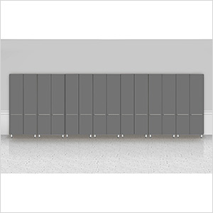 7-Piece Tall Garage Cabinet Kit