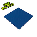 Swisstrax Royal Blue Diamondtrax Garage Floor Tile (9-Pack)