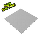 Swisstrax Pearl Silver Diamondtrax Garage Floor Tile (9-Pack)