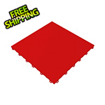 Swisstrax Racing Red Diamondtrax Garage Floor Tile (9-Pack)