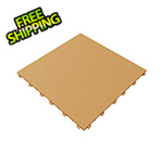 Swisstrax Mocha Java Diamondtrax Garage Floor Tile (9-Pack)