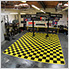 Citrus Yellow Ribtrax Garage Floor Tile (9-Pack)