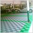 Turf Green Ribtrax Garage Floor Tile (9-Pack)