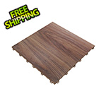 Swisstrax Medium Maple Vinyltrax Garage Floor Tile (9-Pack)