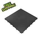 Swisstrax Carbon Fiber Vinyltrax Garage Floor Tile (9-Pack)