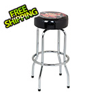 Busted Knuckle Garage Bar Stool