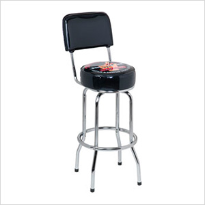 Bar Stool with Backrest