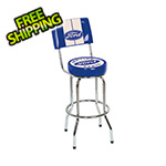 Ford Ford Genuine Parts Bar Stool with Backrest