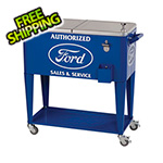 Ford Rolling Beverage Cooler