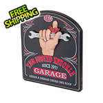 Busted Knuckle Garage Pub Sign