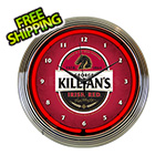 Neonetics 15-Inch Killian's Irish Red Beer Neon Clock