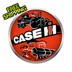 Neonetics 15-Inch Case IH Tractor Backlit LED Sign