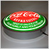 15-Inch Coca-Cola Backlit LED Sign