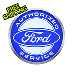 Neonetics 15-Inch Authorized Ford Service Backlit LED Sign