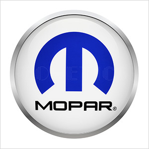 15-Inch Mopar Omega Backlit LED Sign