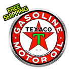 Neonetics 15-Inch Texaco Motor Oil Backlit LED Sign