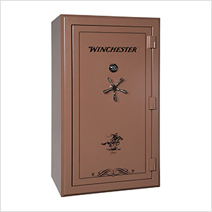 Legacy 53 - 51 Gun Safe with Mechanical Lock