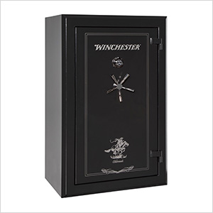 Silverado 33 - 30 Gun Safe with Mechanical Lock
