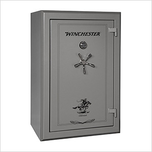Silverado 40 - 48 Gun Safe with Mechanical Lock