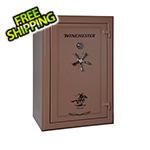 Winchester Safes Silverado 40 - 48 Gun Safe with Mechanical Lock