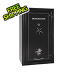 Winchester Safes Silverado 51 - 48 Gun Safe with Electronic Lock