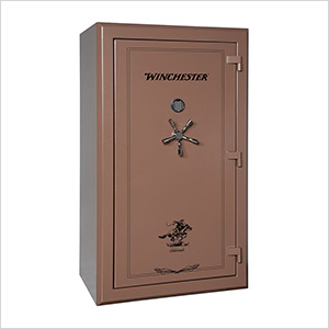 Silverado 51 - 48 Gun Safe with Electronic Lock