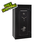 Winchester Safes Treasury 26 - 26 Gun Safe with Mechanical Lock