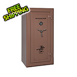 Winchester Safes Treasury 26 - 26 Gun Safe with Electronic Lock