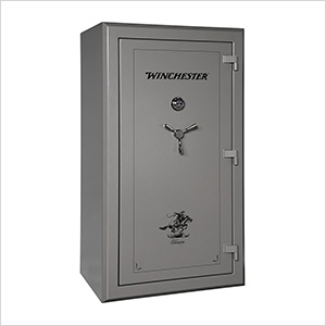 Treasury 48 - 48 Gun Safe with Mechanical Lock