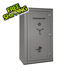 Winchester Safes Treasury 48 - 48 Gun Safe with Electronic Lock
