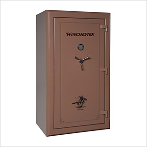Treasury 48 - 48 Gun Safe with Electronic Lock