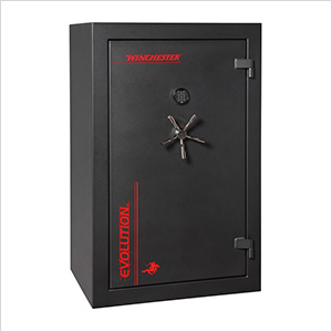 Evolution 36 - 40 Gun Safe with Electronic Lock
