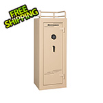 Winchester Safes Defender 17 - 17 Gun Tactical Safe with Electronic Lock