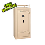 Winchester Safes Defender 25 - 28 Gun Tactical Safe with Mechanical Lock