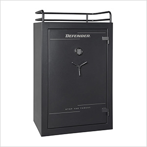 Defender 34 - 46 Gun Tactical Safe with Electronic Lock
